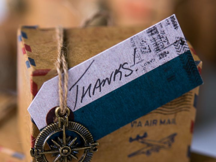 Tmx 1456272969263 9621 Ivintage Paper Shipping Tags With Twine Ties  Templeton, California wedding favor