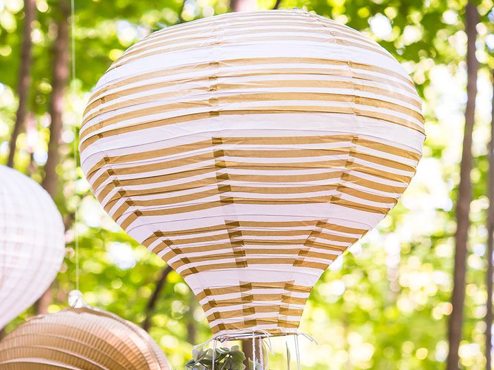 Tmx 1456272984743 9703 45a Ihot Air Balloon Paper Lantern Set In Gol Templeton, California wedding favor