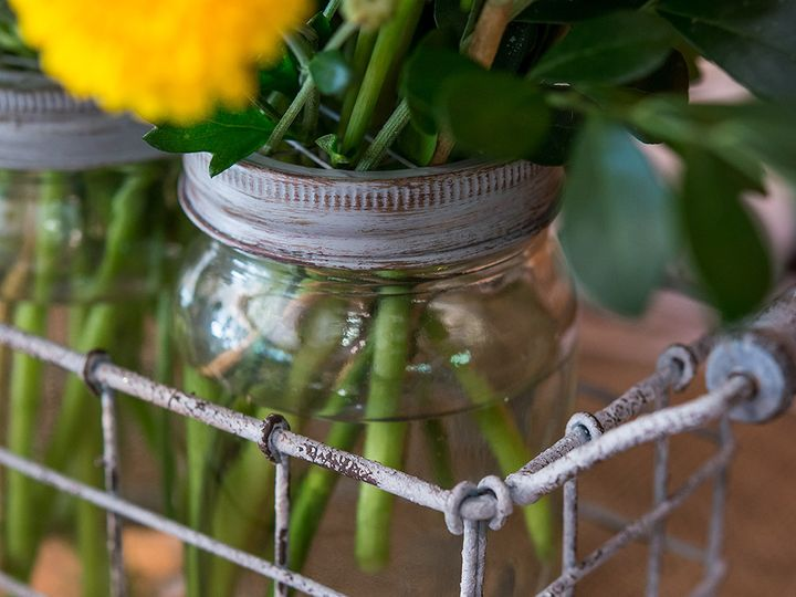 Tmx 1456273061563 9774a Ivintage Inspired Mason Jar Set In Wire Hold Templeton, California wedding favor