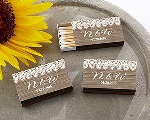 Tmx 1497994337075 28257bk Co Personalized Black Box Matches Ka M Templeton, California wedding favor