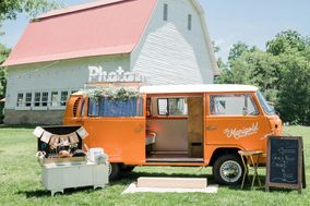 The Marigold Bus and Booth