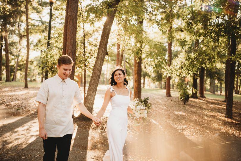 Boone Park elopement