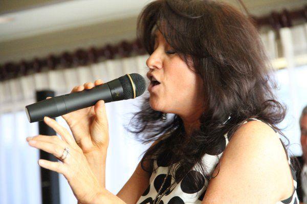 Professional singer, Debbie Nemeth