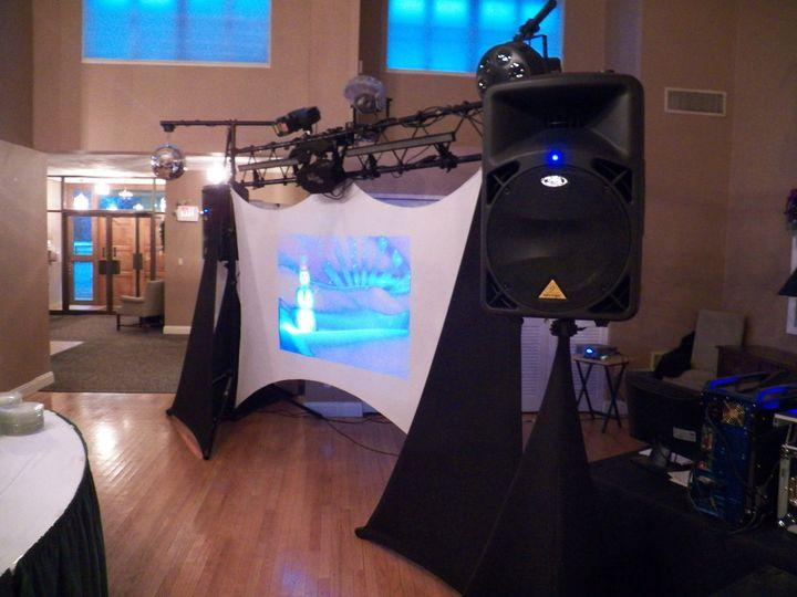 J-MAN'S LIVE DJ SERVICE setup