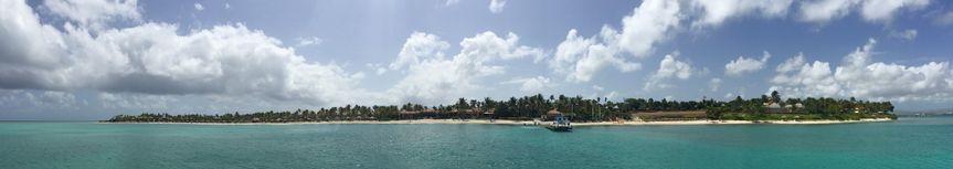 jumby bay panoramic