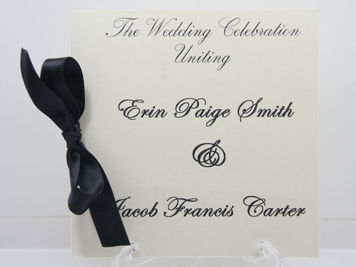 Tmx 1420840847328 Img0226 De Forest wedding invitation