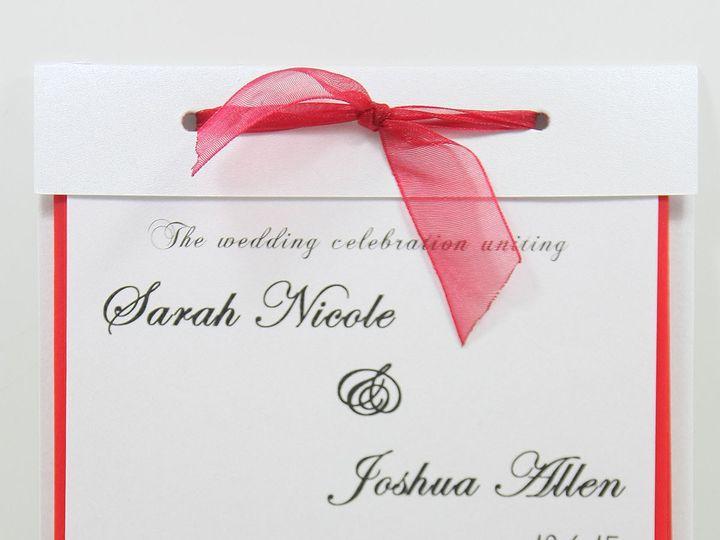 Tmx 1420840855125 Img0235 De Forest wedding invitation