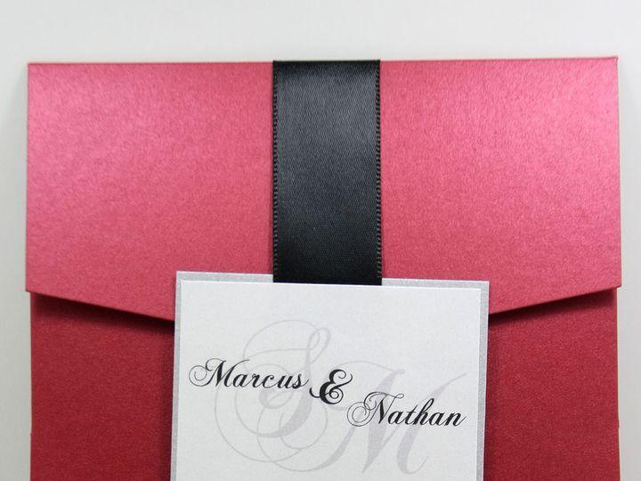 Tmx 1420840885985 Img0265 De Forest wedding invitation