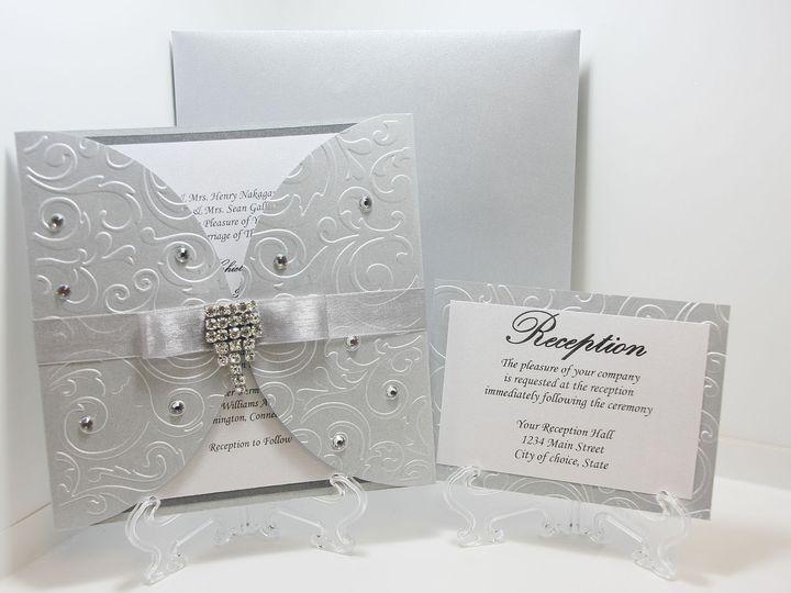 Tmx 1420840917589 Img7238 De Forest wedding invitation