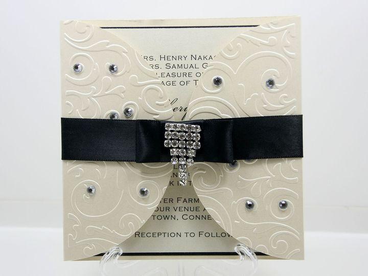 Tmx 1420840944573 Img7973 De Forest wedding invitation