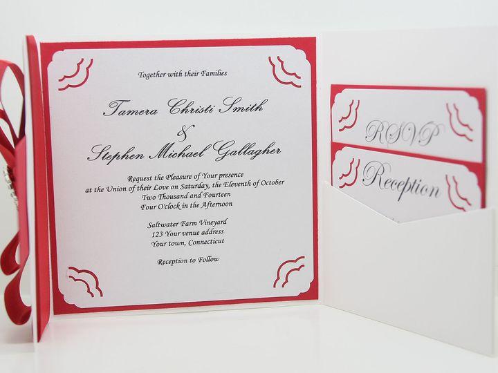 Tmx 1420840963714 Img8784 De Forest wedding invitation