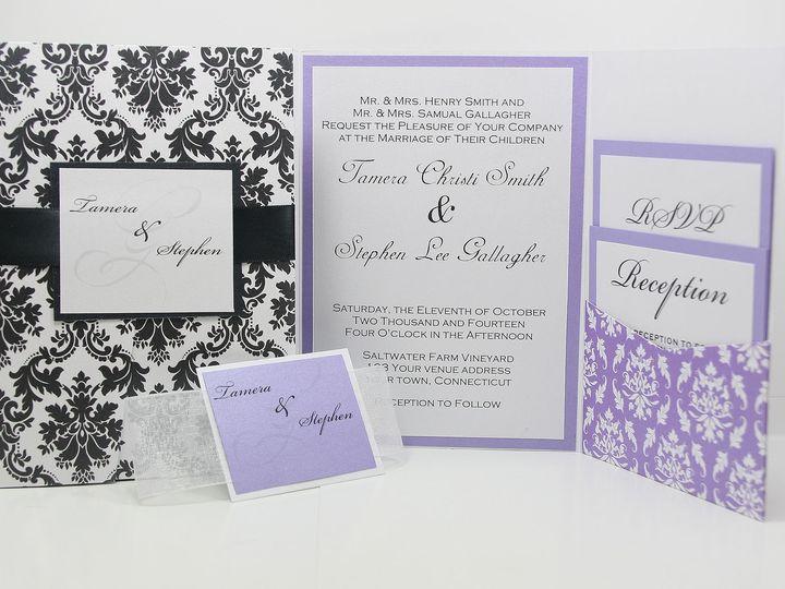 Tmx 1420840972870 Img8786 De Forest wedding invitation