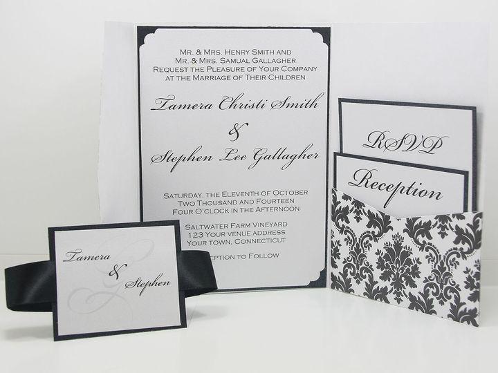 Tmx 1420840983048 Img8788 De Forest wedding invitation