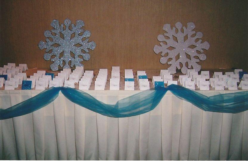 Snowflake theme