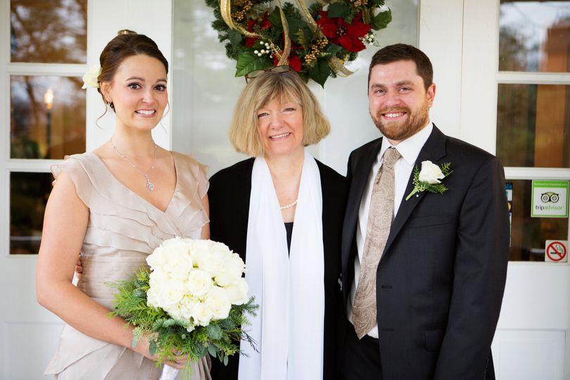 Beautiful wedding at the Inn at Hans Meadow, Christiansburg VA. Photo by Corey Watkins/Skyrider...