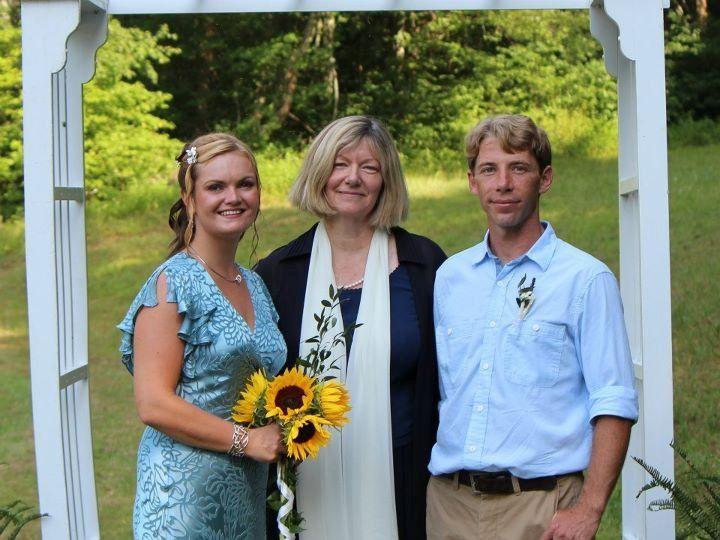 Tmx 1345862225634 Walkerwedding Blacksburg, VA wedding officiant