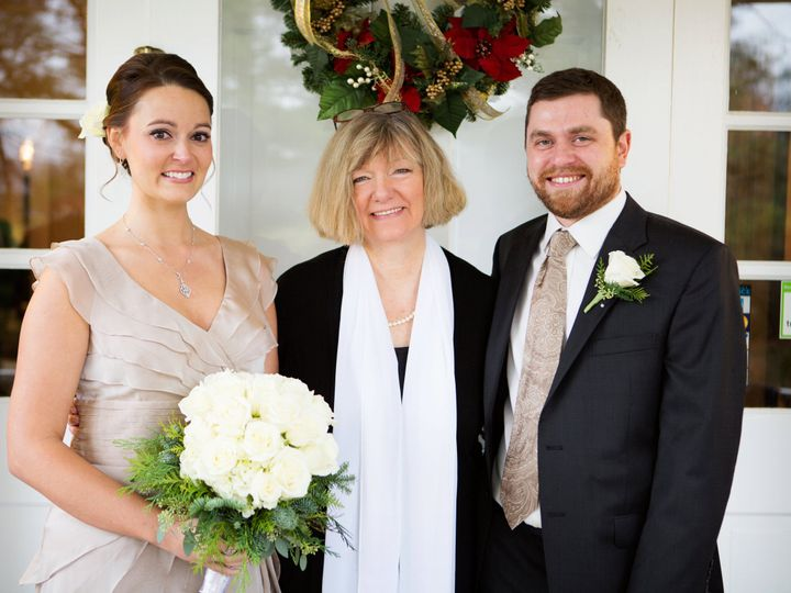 Tmx 1387893392275 Wedding Hilto Blacksburg, VA wedding officiant