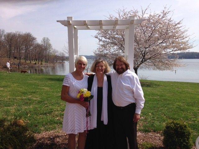 Tmx 1398102728526 Wedding Shelly And Rand Blacksburg, VA wedding officiant