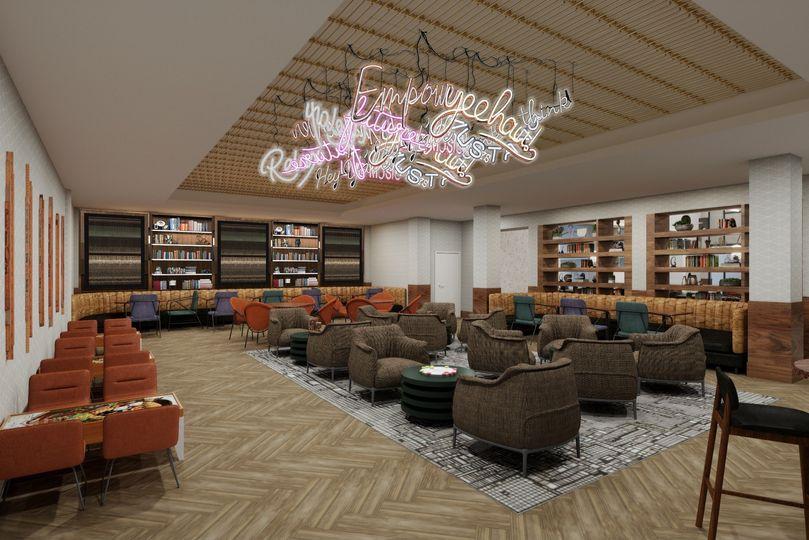 Rhapsody Room Lounge