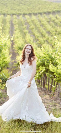 Dancing among the vineyards