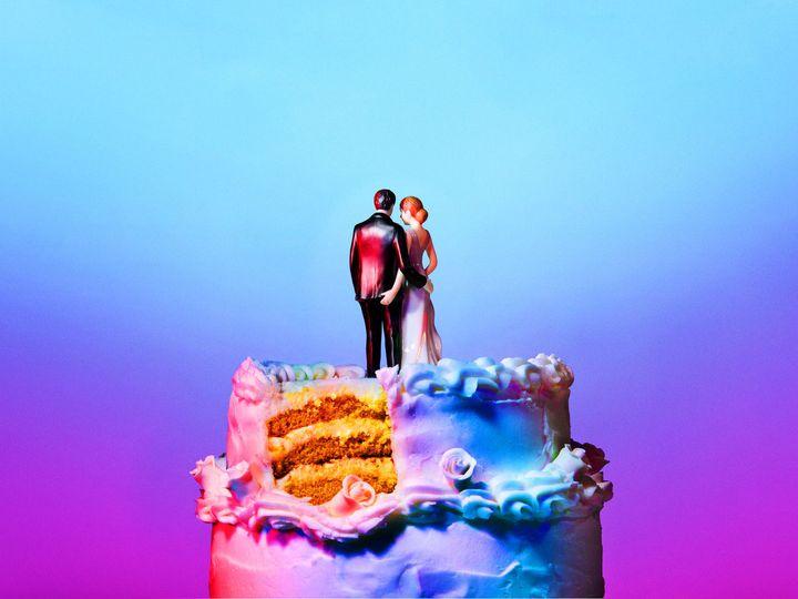 Tmx 1539019024 0e26198b21bf653b Whode 195471 Weddings Bride Groom Cake Topper Med Hoboken, NJ wedding venue