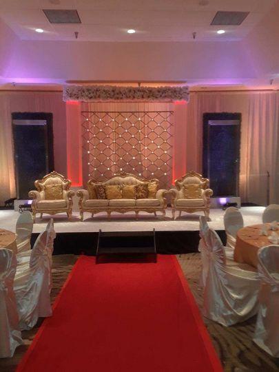 Indian cultural decor
