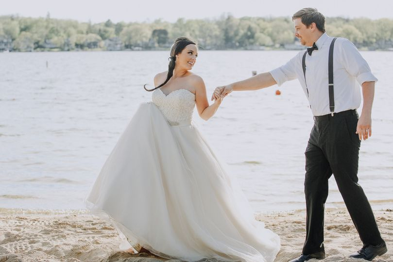 Lakeside Adventure Wedding