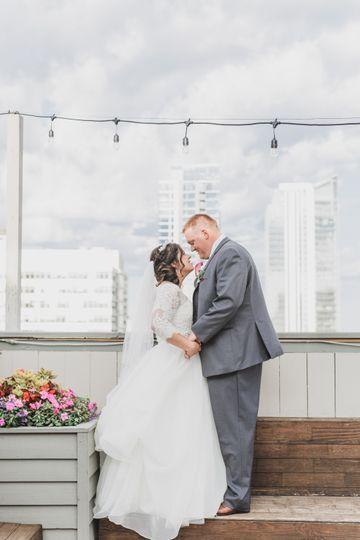 Milwaukee Rooftop Weddings