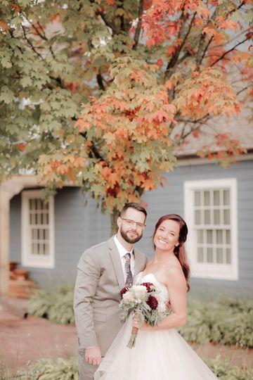 Fall Weddings in Wisconsin