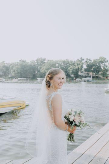 Lake Country Wedding
