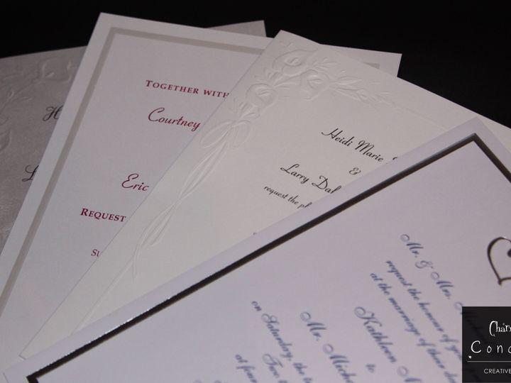 Tmx 1373082165883 Invitation Spread Wm Baltimore wedding invitation