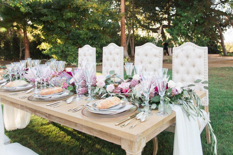 Beautiful king table