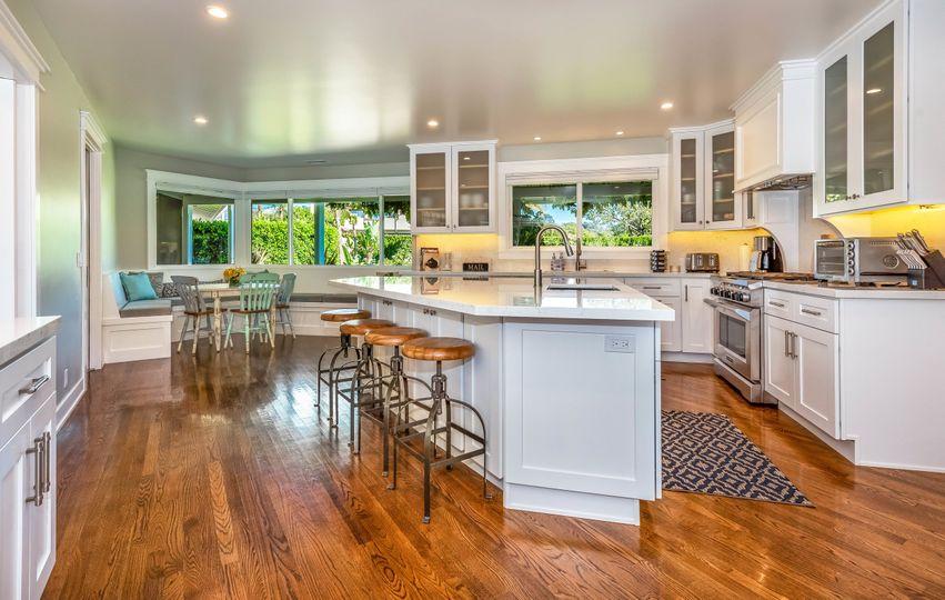 Residence's kitchen