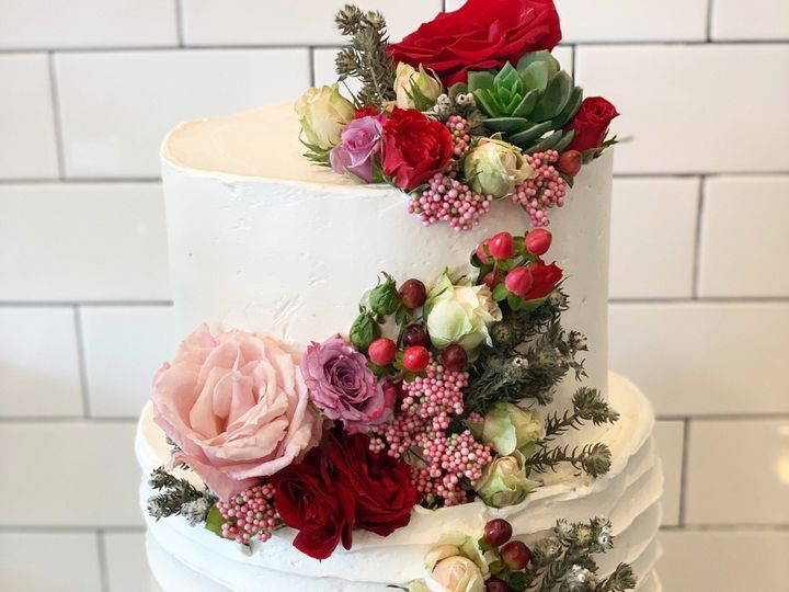 Tmx Weddingcake2 51 1925125 158083438492963 Staten Island, NY wedding cake