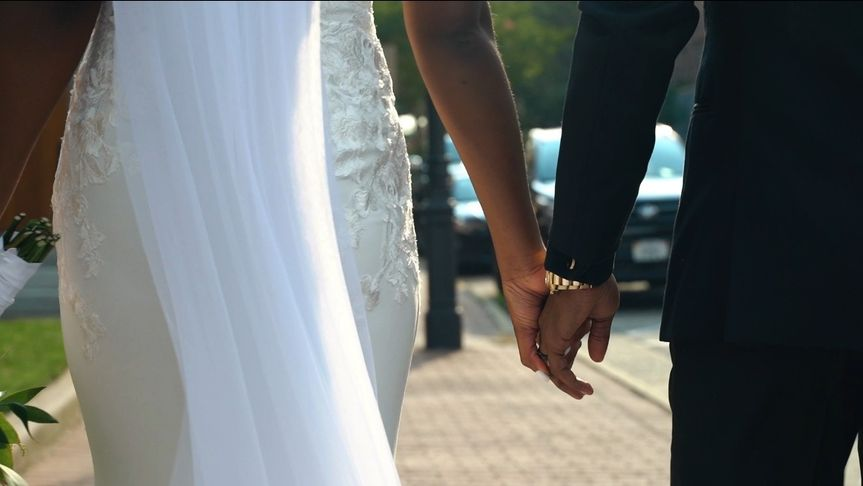 Screenshot taken of a video