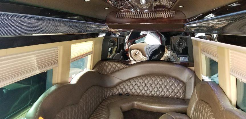12Pass Mercedes Sprinter Limo