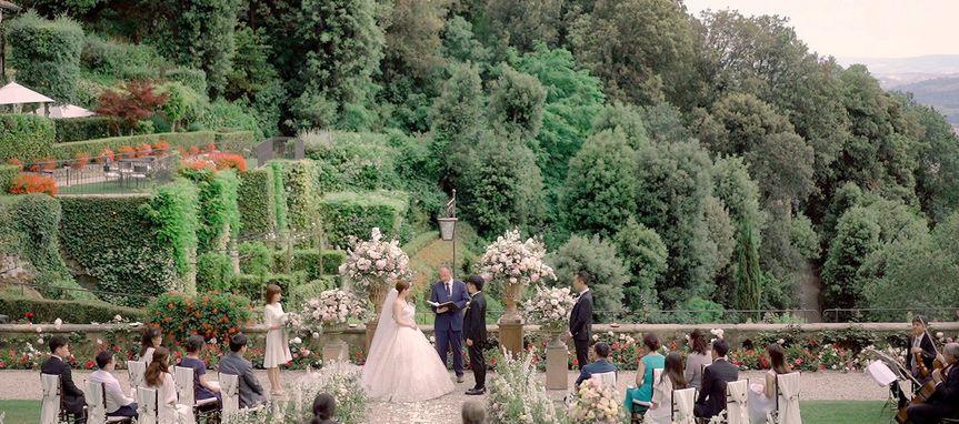 Belmond San Michele Wedding