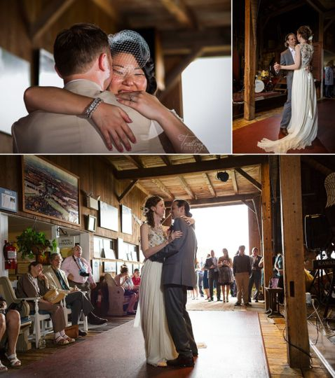 800x800 1491084636979 golden lamb buttery wedding barn ct wedding photog