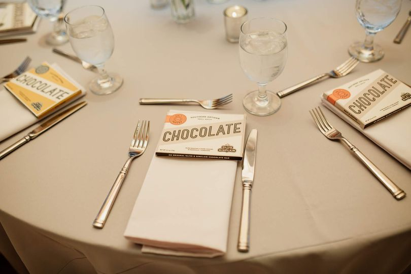 Delicious Table/Seat Markers