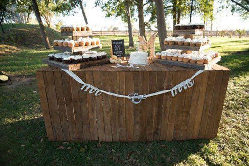 dessert table lisette