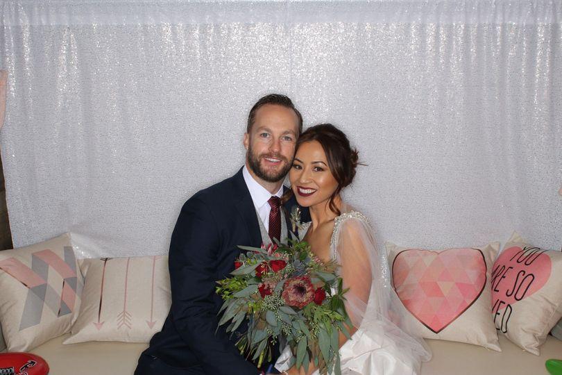 Bride and Groom PB