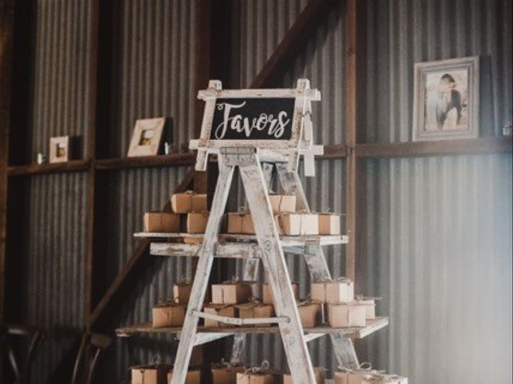 Tmx Ladder Display 51 918125 157427530838851 Modesto wedding eventproduction