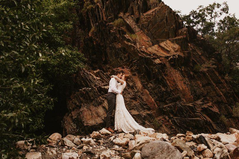 Utah elopement