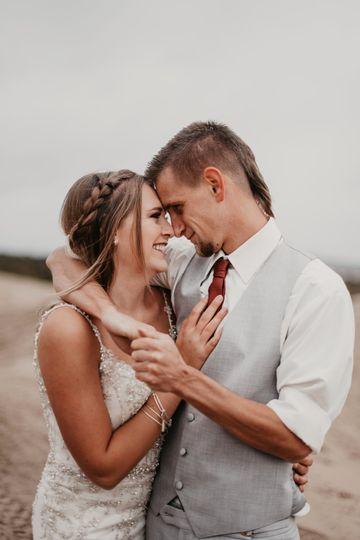 Sand dunes bridals