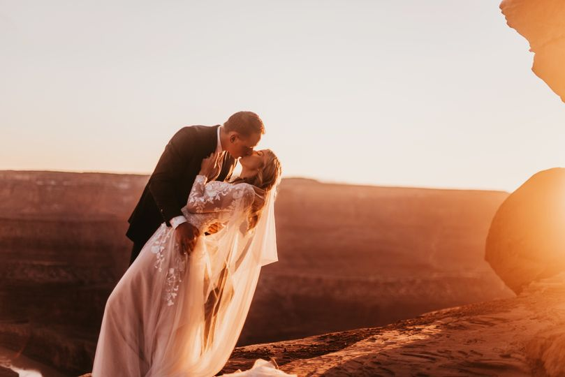 Moab bridals session