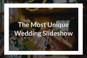 Unique Wedding Slideshow