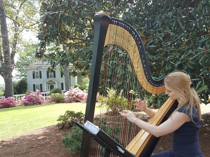 Tmx 1493179146271 Weddingharp8 2 Woodstock, Georgia wedding ceremonymusic