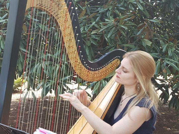 Tmx 1493180447309 Weddingharp12 2 Woodstock, Georgia wedding ceremonymusic