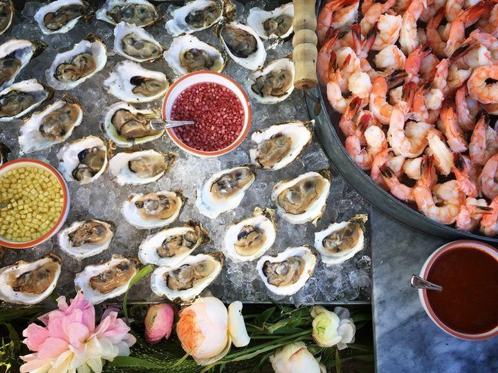 Tmx Oystersshrimp 51 990225 Brooklyn, NY wedding catering