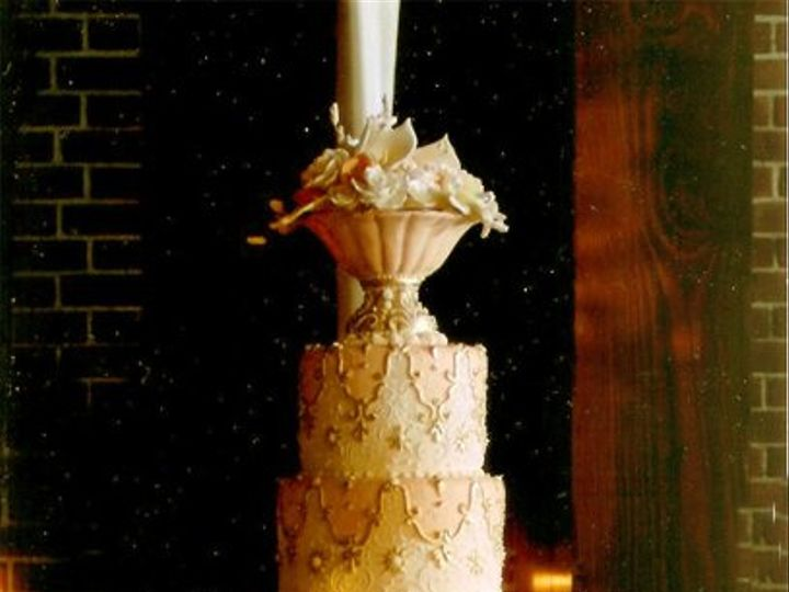 Tmx 1316386183528 CHIMAcopy Brooklyn wedding cake